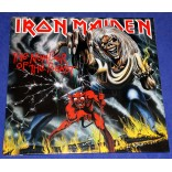 Iron Maiden - The Number Of The Beast - Lp - 2014 - EU - Lacrado